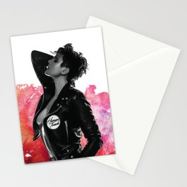 Human Touch Stationery Cards