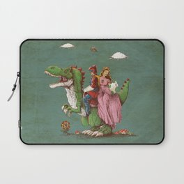historical reconstitution Laptop Sleeve