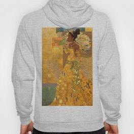 Princess in gold Hoody