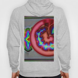 Abstractly flatware with food ... Hoody