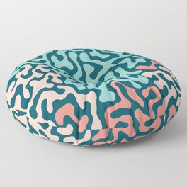 Cheerful Spotted Floor Pillow