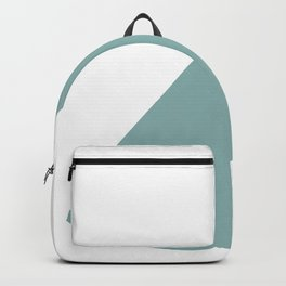watermelon fruit green color pastel | elegant Backpack
