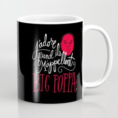 French Poppa Mug