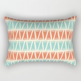 Tee Pee Retro Juice Rectangular Pillow