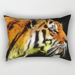 EDDIE'S TIGER Rectangular Pillow