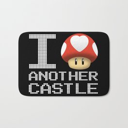 I Love Another Castle Bath Mat