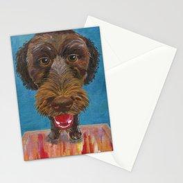 Godiva, the Labradoodle Stationery Cards