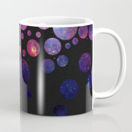 Space Bubbles Coffee Mug