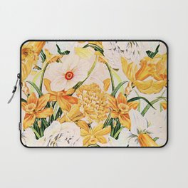 Wordsworth  and the daffodils. Laptop Sleeve