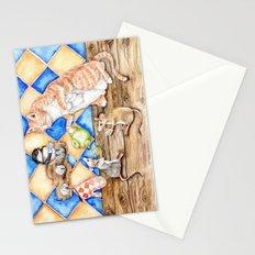 Zoe's Tea Party Stationery Cards