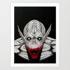 Night Terror Art Print