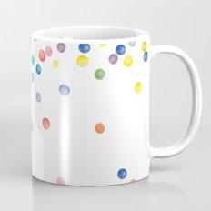 Colorful Watercolor Confetti Mug