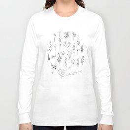 Wildflowers Langarmshirt