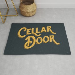 Cellar Door Rug