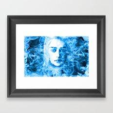 Bride of Fire  Framed Art Print