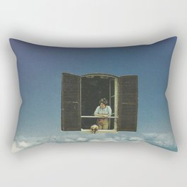 New Perspective Rectangular Pillow