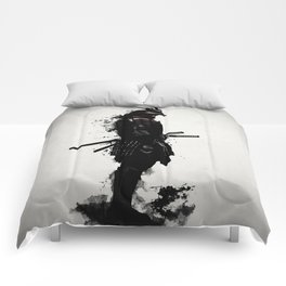 Armored Samurai Comforters