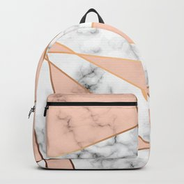 Marble Geometry 050 Backpack
