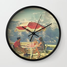 Sundate. Wall Clock