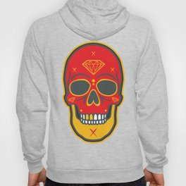 Skull Diamond Hoody