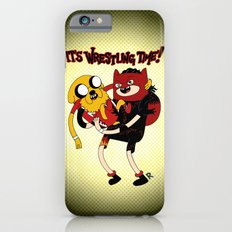 It's Wrestling Time!  Slim Case iPhone 6s