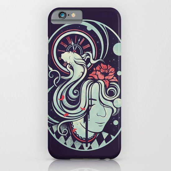 Lost in Time iPhone & iPod Case