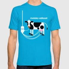 Moloko Vellocet X-LARGE Mens Fitted Tee Teal