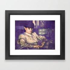 Rachael Framed Art Print