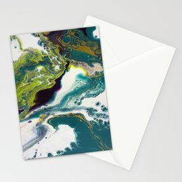 Peacock Island Stationery Cards
