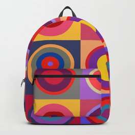 Kandinsky #25 Backpack