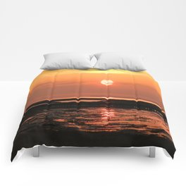 Feelings on the sea, Comforters