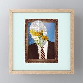 Strike Framed Mini Art Print