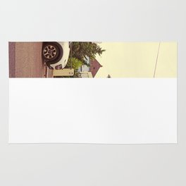 """Citroen C4 Cactus """"White Predator"""" Rug"""