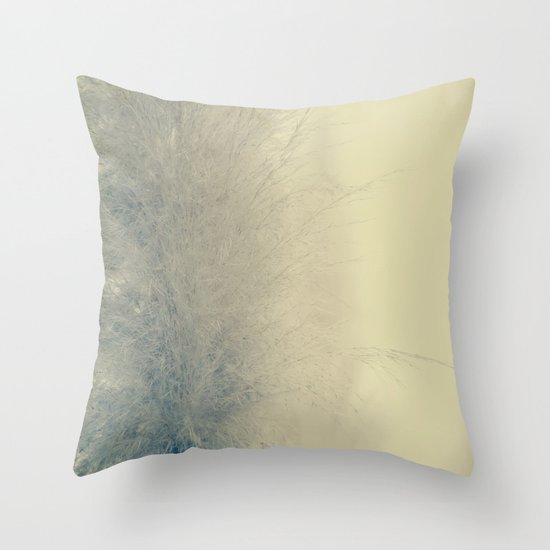 Suave... Throw Pillow