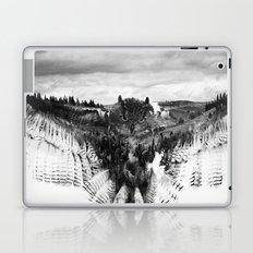 Owl Mid Flight Laptop & iPad Skin
