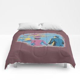 Handbook for the Recently Deceased Comforters