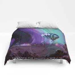 Jupiter Poster Comforters