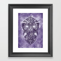 Meditation II Framed Art Print