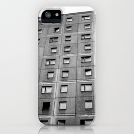 Mitte Platte iPhone Case