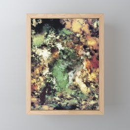 Slide Framed Mini Art Print