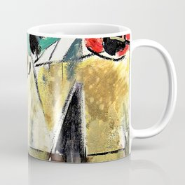 Alfred Henry Maurer - Two Heads - Digital Remastered Edition Coffee Mug