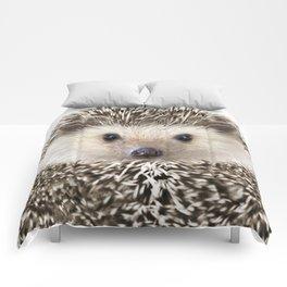 Hedgehog Art Comforters