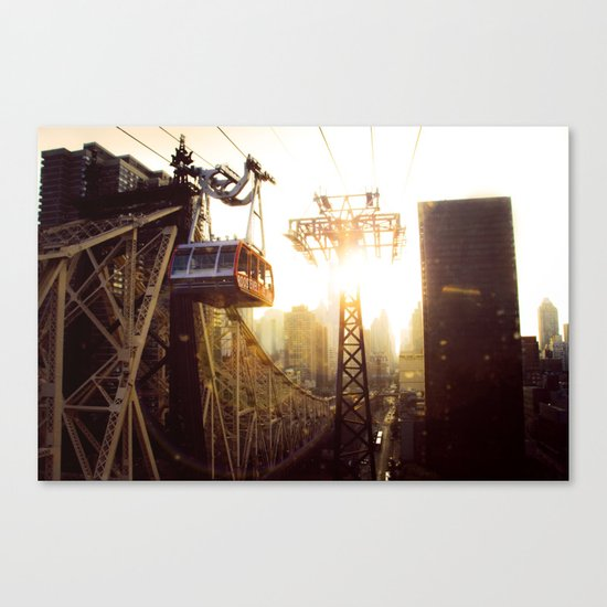 Hook, Line & Sinker Canvas Print