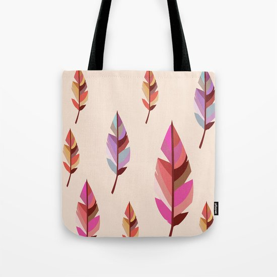 Feathers2 #society6 Tote Bag