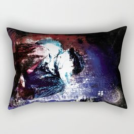 eros e thanatos  Rectangular Pillow