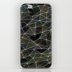 Abstract Digital Waves iPhone & iPod Skin