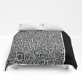 Doodlez Three Comforters