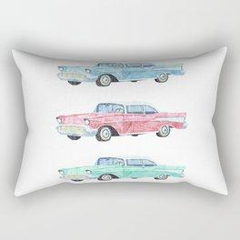 Pick your new car Rectangular Pillow