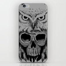 Owlskull iPhone & iPod Skin