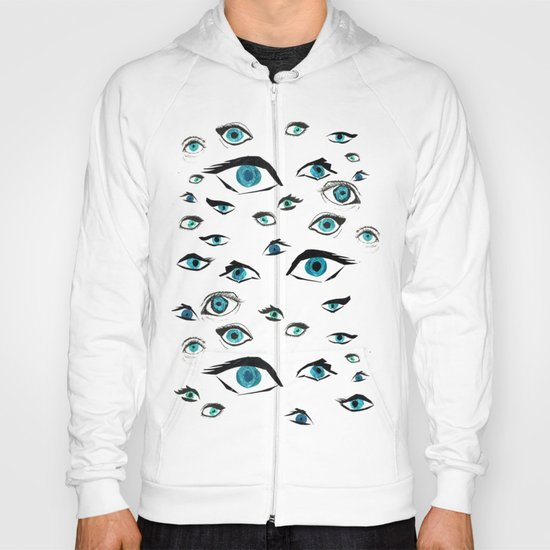 Girl Eyes Hoody